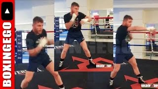 "CANELO ALVAREZ REMINDS GGG GOLOVKIN: ""LUCK  IS FOR THE MEDIOCRE""  (BORN READY!)"