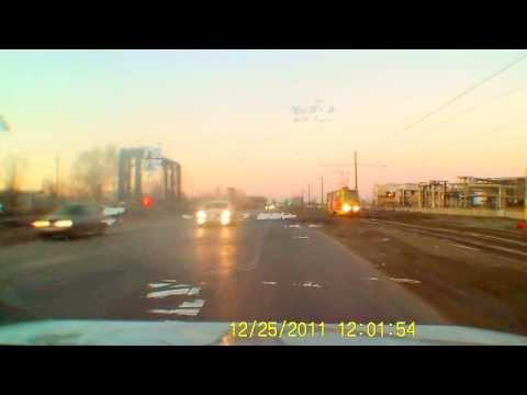 ДТП 20.11.2013г. в 08:30 на ул.Александрова, г.Волжский