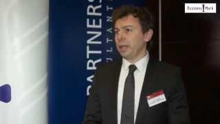 Kurt Weber la BusinessMark- Romanian Sales Conference 2015
