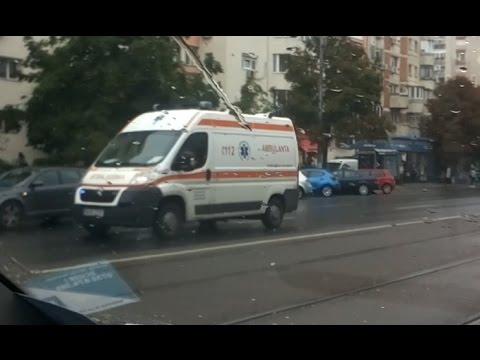 Ambulanta B1 B2 B IF Prim Ajutor -- First Aid Ambulance Bucharest