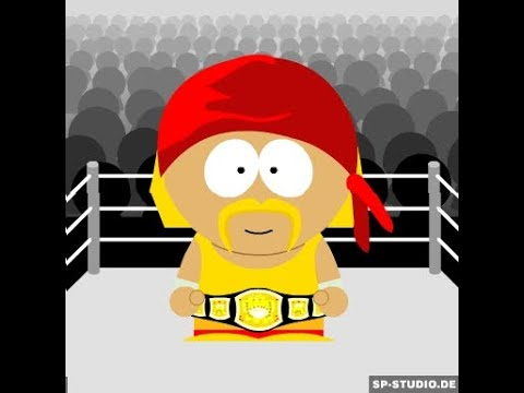 Hulk Hogan VS Ultimate Warrior
