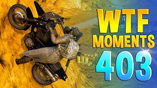 PUBG Daily Funny WTF Moments Highlights Ep 403