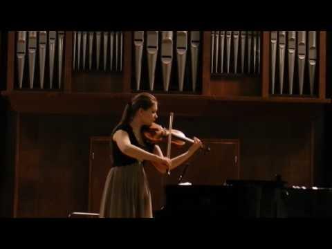 Бах Иоганн Себастьян - BWV 1003 - Граве, Фуга