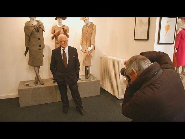 Pierre Cardin inaugura su nuevo museo en París - le mag