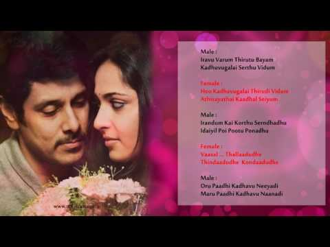 Oru Paadhi Kadhavu - Karaoke Track for Male Singers