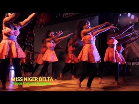 MISS NIGER DELTA  CHOREOGRAPHY