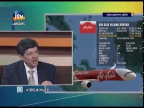 Dialog Air Asia JTV dengan Mr Gustavo E. Fuentes