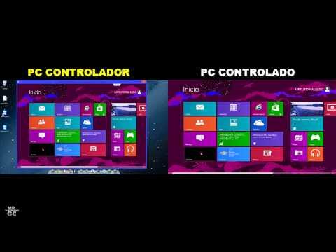 Cómo Controlar Tu PC Desde Otra PC REMOTAMENTE FACIL Y RAPIDO