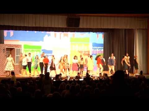 Nottingham High School's 2013 production of Hairspray!