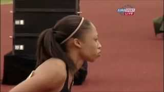 Allyson Felix - Fast and beauty