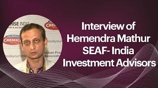 Interview of Hemendra Mathur  SEAF-