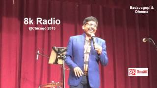 An Indian In America | Comedy | Badava Gopi