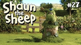 Shaun the Sheep - Monster Hijau [Bitzer From The Black Lagoon]