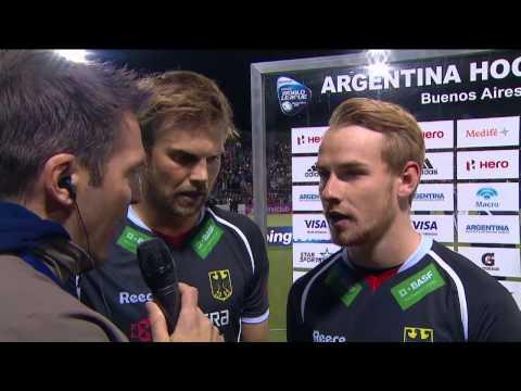 Post Match Interview Ruhr & Furste