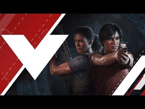 Uncharted: The Lost Legacy - дополнение поразительных масштабов