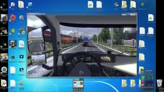 Euro Truck Simulator 2 Multiplayer Installation(Open Alpha)Ets2MP安裝與啟動流程