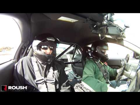 2013 ROUSH Stage 3 Mustang Ride and Drive at Mazda Raceway Laguna Seca