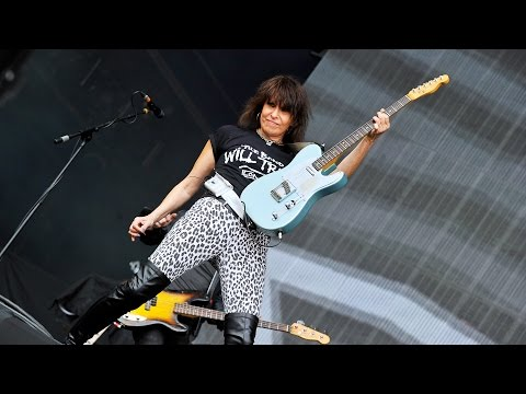 Chrissie Hynde is listed (or ranked) 12 on the list The Best Female Rock Singers