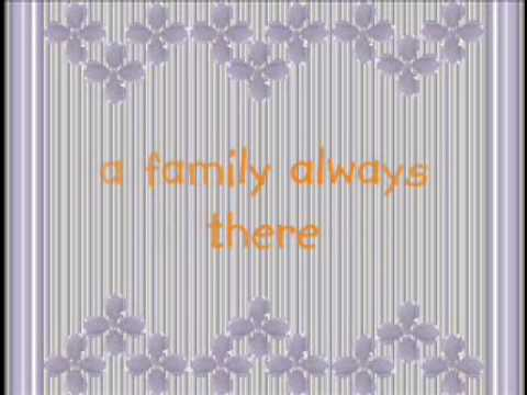 Youtube - Welcome To The Family - Kid's Praise video