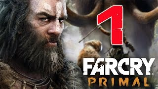 FAR CRY PRIMAL [Walkthrough Gameplay ITA HD - PARTE 1] - UNA NUOVA AVVENTURA