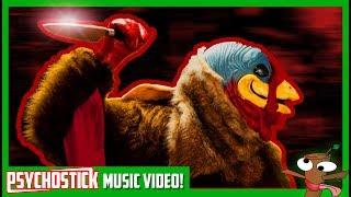 Give Thanks or Die - Psychostick | Slipknot Thanksgiving Parody