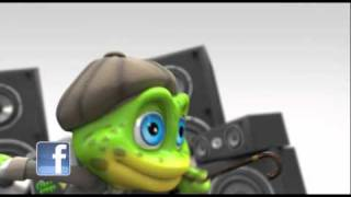 The Crazy Frogs - The Ding Dong Song - HD