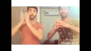 Ek shringaar Swabhimaan actors musically|| Ek shringaar swabhimaan||Kunal and karan offscreen masti