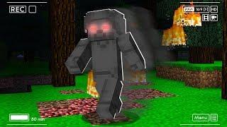 He FOUND Devil Steve in Minecraft!