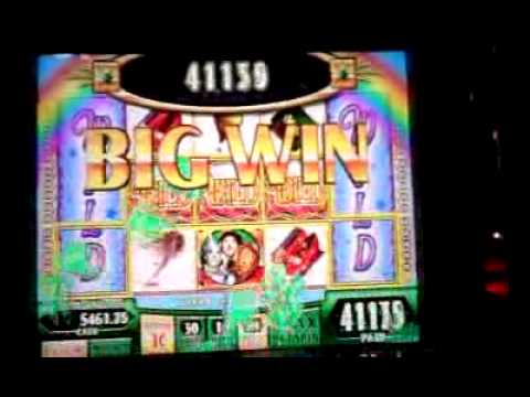 Wizard of oz slots big win