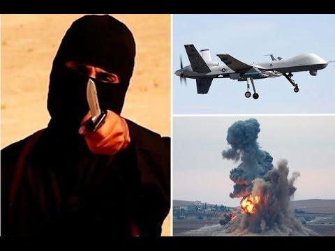 UK Jihadi Johh killed USA DRONE strike hell fire missile Breaking News November 13 2015