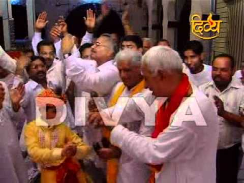 Ni Main Nachna Mohan De Naal----by Rakesh Thakur Faridkot..divya Channel video