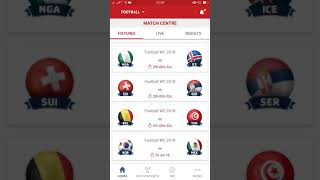 BEL vs TUN DREAM 11 FOOTBAL TEAM JUN23 2018