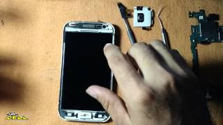 Troca do Touchscreen do Samsung Galaxy Win (GT-I8552) #UTICell