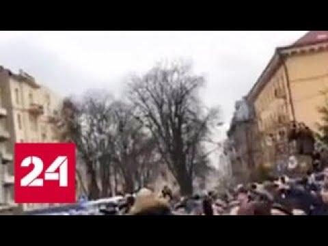 Юрий Кот: Саакашвили давно работает на ЦРУ - Россия 24