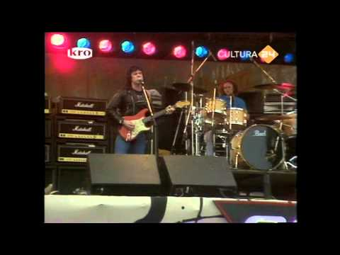 Gary Moore - Cold Hearted Live