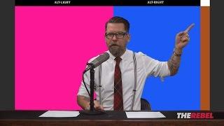 Gavin McInnes: What is the Alt-Right?