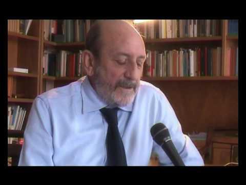 Umberto Galimberti - giovani, droga, disagio - parte 1