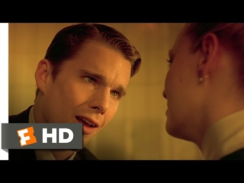Gattaca (7/8) Movie CLIP - It is Possible (1997) HD