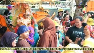 TEMOAN KELUARGA (PENGANTEN BARU) - RONALD NADA LIVE BBK.DEWON SIDAMULYA [3-9-2017]