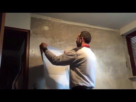 Wand Deko Leicht Gemacht. 12:55 Raufaser Tapezieren Tipps Und Tricks