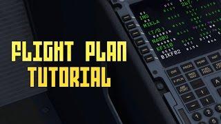 Aerosoft Airbus: Flight Planning (Tutorial)