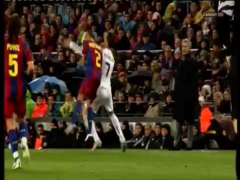 Las Peleas Del Clasico Barcelona Vs Real Madrid 5-0 video