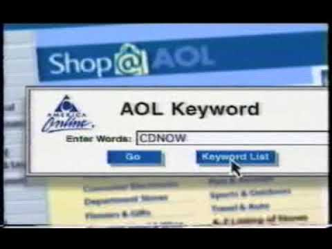 "America Online's new version 5.0 makes holiday shopping easier - and it features all your favorite stores, like CDNOW (long since bought out by Amazon.com). ""So easy to use, no wonder it's #1!"""