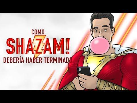 Como Shazam Debería Haber Terminado