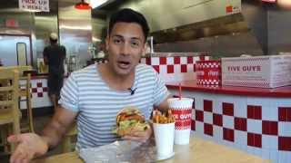 America's best fast food burgers