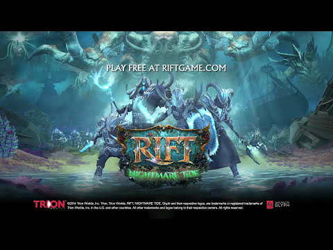 RIFT® Nightmare Tide™ Launch Trailer