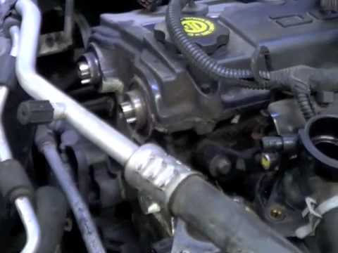 2004 Chrysler Sebring Timing Belt Water Pump Before 90K 2.4 DOHC Denver
