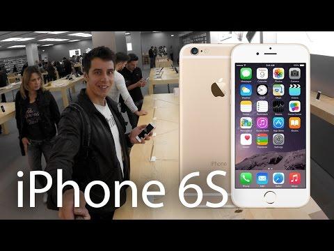 iPhone 6S - Обзор, очереди в Германии
