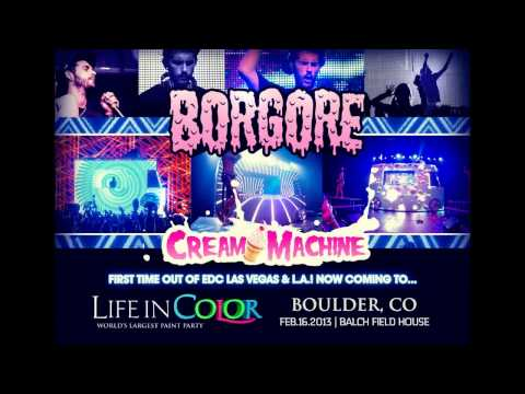 Borgore Feat. Carnage - Bitches Love Me   Decisions video