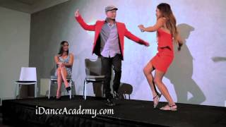 Learn How to Dance in a Club for Men demo by @ClubDanceKing